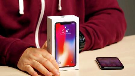 最好的山寨版苹果iPhone X开箱!