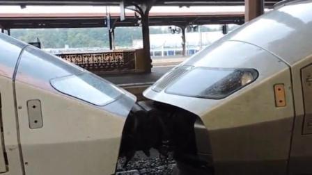 为什么高铁是用车头连接在一起, 真是为了好看? 看完终于明白了