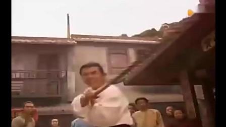 洪熙官与童千斤生决斗, 甄子丹的武打真是帅爆了, 经典!