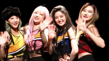 【风车·韩语】EXID《抖抖抖》接力舞蹈版M