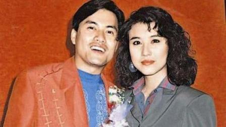51岁的周海媚还这么美, 那个年代的香港女星真有料!