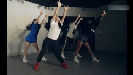 舞室最新舞蹈《All I Wanna Do》超赞的编舞!