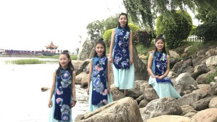 广州摄影录音制作原创歌曲《世外桃源》, 小童星