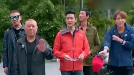 郭德纲参加综艺节目丢不掉相声的包袱, 走到哪里
