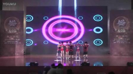 2017舞影街舞春季大型公演-16幼儿嘻哈精品B班_超