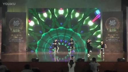 2017舞影街舞春季大型公演-19少儿技巧提高班_超清