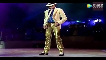播放量超过1亿8千万的迈克尔·杰克逊舞蹈视