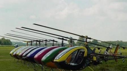 世界上唯一不要飞行驾照的直升机-蚊子直升机 能够飞到3600米的高空