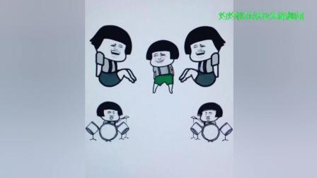 蘑菇头粤语版搞笑动画: 《护花使者》