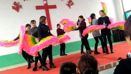 基督教歌曲大全: 《普天同庆主降生》音乐舞蹈