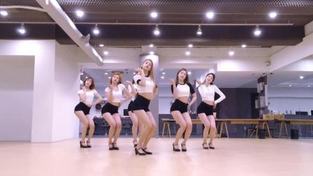韩国女团(LABOUM)Hwi hwi舞蹈教室练习版