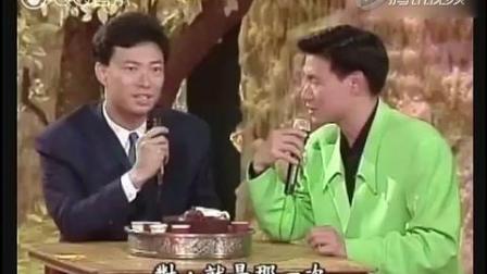 你一定没看过歌神张学友和费玉清早年合唱《偏
