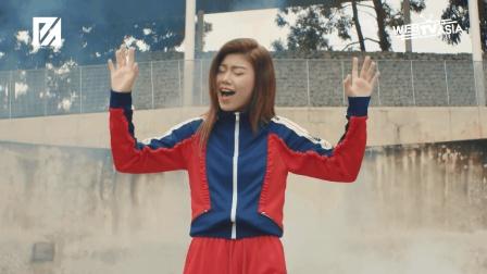 电心少女蔡恩雨Priscilla Abby《 Burn 》MV 预告Tease