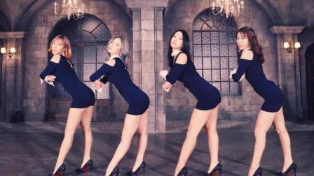 韩国女团 ICIA 性感MV - Sad Heel   在沙漠上突然冒出