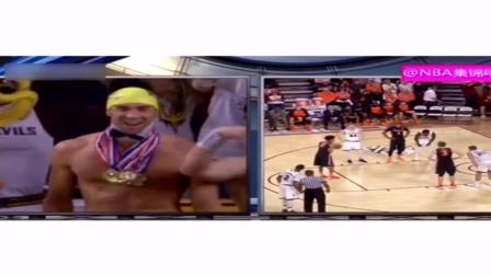 篮球视频集锦, 不是很搞笑, 但最后一球进的我无