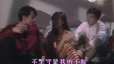 张学友吕方同是86年的MV, 一位只能暗恋, 一位与今