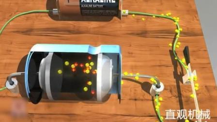 電容器工作原理, 比我物理老師講的明白多了