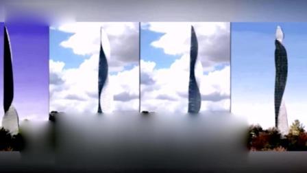 创意! 2020年迪拜将建成可360度旋转房间