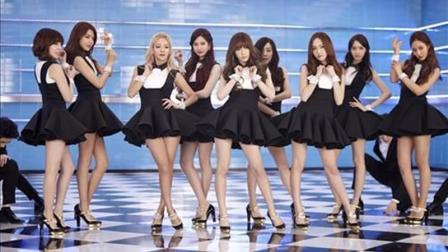 最惊悚的韩国女团MV, 美不过少女时代, 她们只能