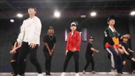 TFboys舞蹈室排练, 王俊凯王源易烊千玺这节奏真的