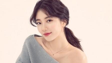 韩伴FUN 2017 11月 秀智拍写真展清纯美 秀香肩温婉