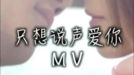 白小白《只想说爱你MV》全网首发