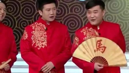 郭阳郭亮演绎群口相声《十二生肖贺新春》爆笑全场