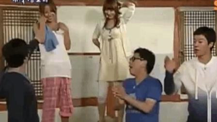 韩国综艺大尺度对话: 女神该怎么睡