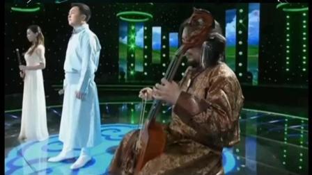 蒙古特色歌曲《鸿雁》再配上胡琴声, 天作之合, 难怪能上央视
