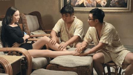 美女丝爆笑大鹏和乔杉在v美女店借故摸男士嫁韩国美女中国图片