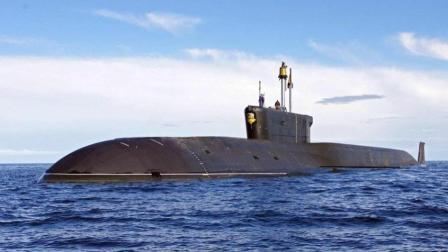 中国最想得到的俄军事机密: 一艘就能毁灭一个中等国家
