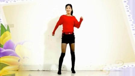 阿采广场舞一晃就老了36步子舞超简单练习