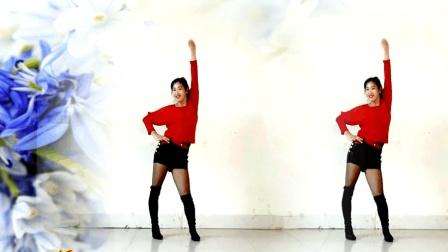 广场舞教学《支持中国货》阿采广场舞