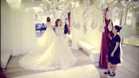 《我的体育老师》王晓晨换上婚纱那一刻, 张嘉译