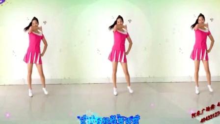 阿采广场舞《轻轻地告诉你》杨钰莹经典歌曲 正背面