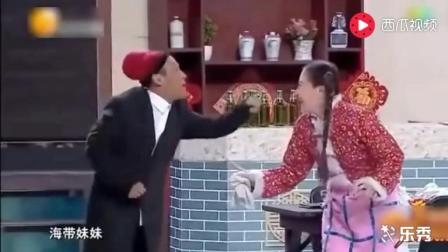 宋小宝搞笑吃烧烤 台下美女都笑到肚子疼!
