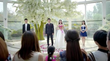 搞笑婚礼现场, 美女为了想嫁出去, 出绝招了