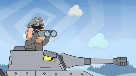 坦克世界搞笑动漫: 你厌恶103B系列坦克? 别说了