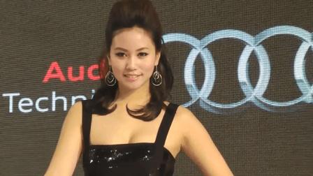 台北世贸奥迪车展, 气质美女车模