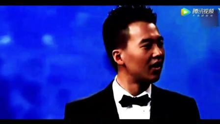 郭麒麟给自己的老爸郭德纲颁奖, 自带出场音乐