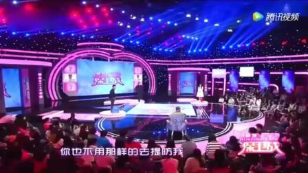 涂磊第一次现场大哭, 全场观众感动落泪, 连主持人都哽咽了。