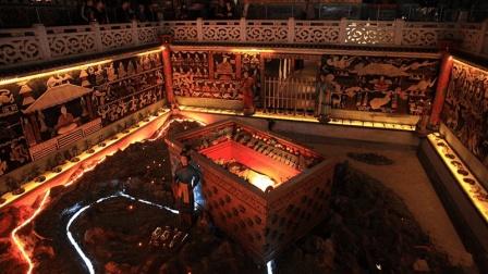 秦始皇陵墓之谜 –