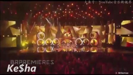 【欧美歌手】现场与MV的差别, 感受一下他们的唱