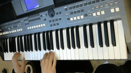 电子琴弹奏(单程车票) 70年代经典DJ舞曲 雅马哈