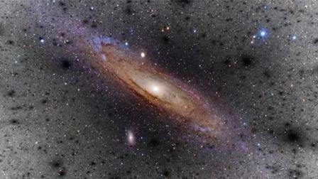 科学探索: 太阳系原来被95%的暗物质包围, 对地球
