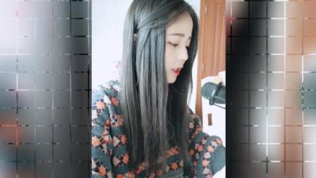 """网络美女: 快手网红""""等丫头变优秀"""", 唱歌"""