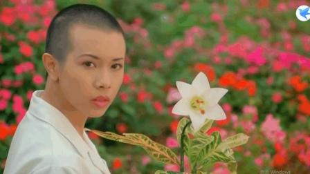 周星驰电影中莫文蔚的经典形象, 清纯光头美女和