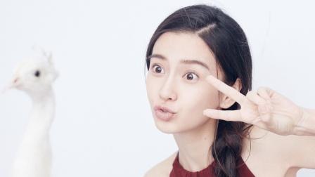 Angelababy杨颖偷情吻戏国产清纯性感美女写真视频