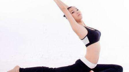 瑜伽教程瑜伽入门基础瑜伽初级教程在家练全套美容瑜伽(下)视频