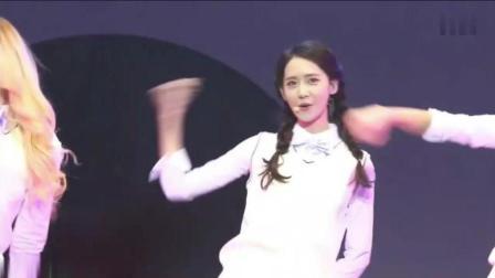 韩国美女翻唱TFBOYS《青春修炼手册》除了安全裤